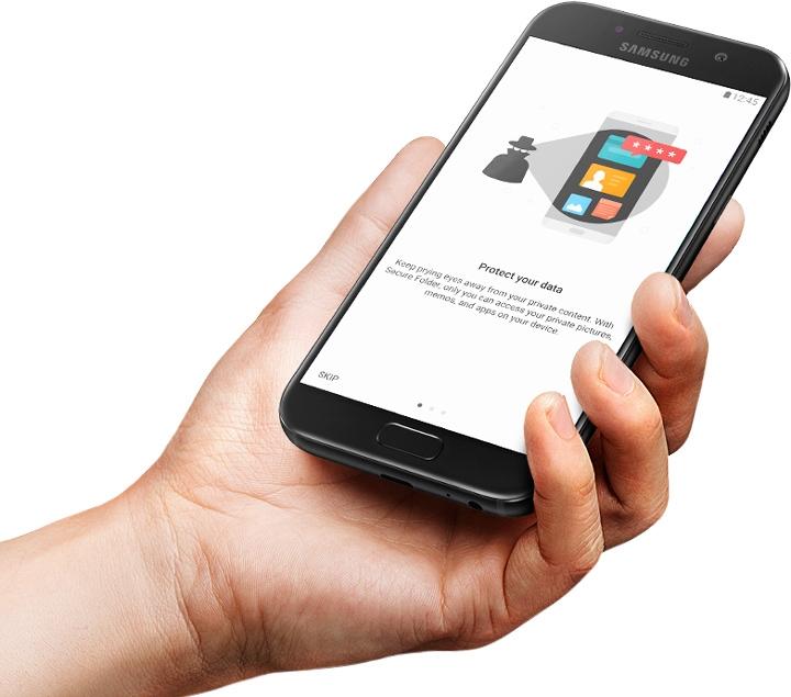 Samsung Galaxy A7 (2017) Processor