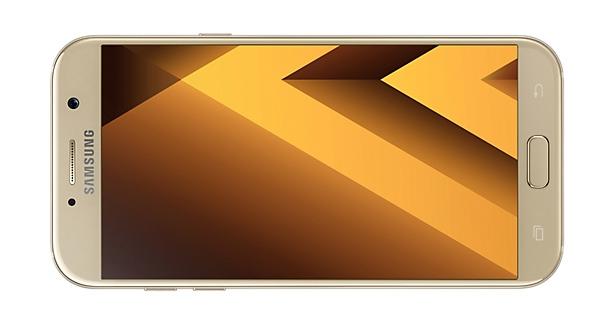 Samsung Galaxy A7 (2017) Design
