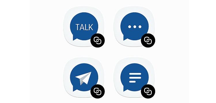 Samsung Galaxy Grand Prime Pro Dual Messenger