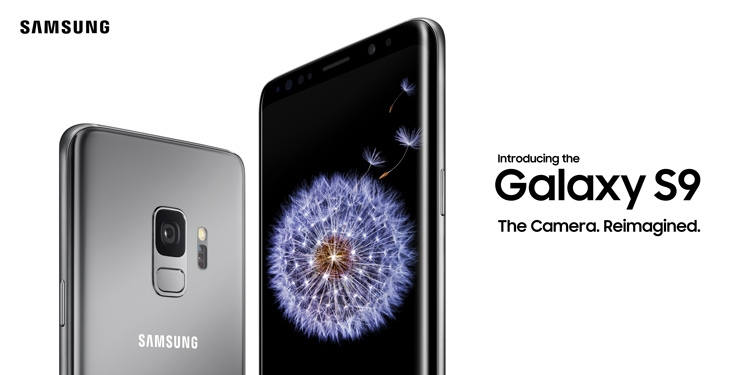 Samsung Galaxy S9 Back Camera