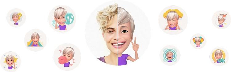 Samsung Galaxy S9 Emoji