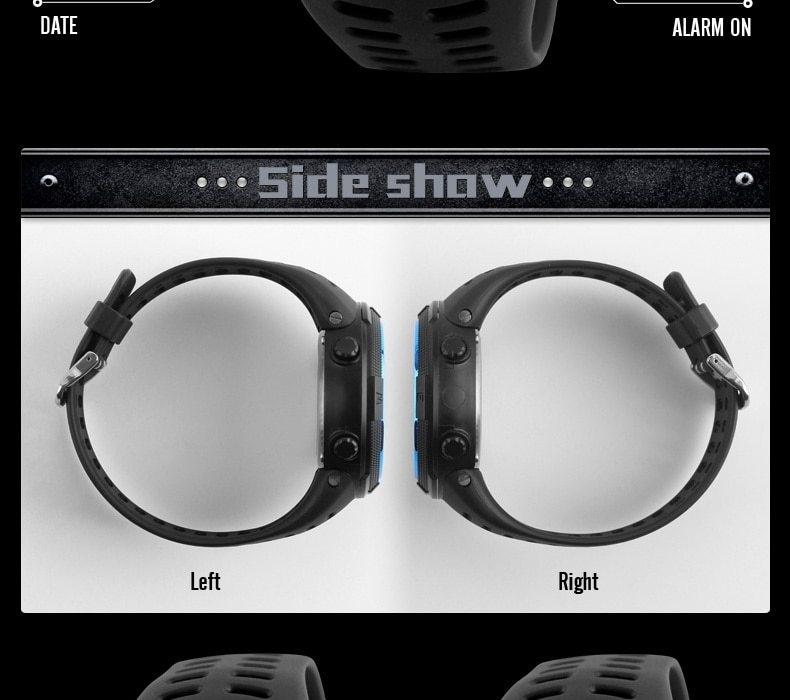 SKMEI Men Watches Sport Watch Electronics Digital LED Quartz Wristwatch Waterproof Women Watches gold 25CM 8