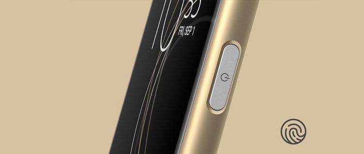 Sony Xperia XA1 Plus Fingerprint Sensor