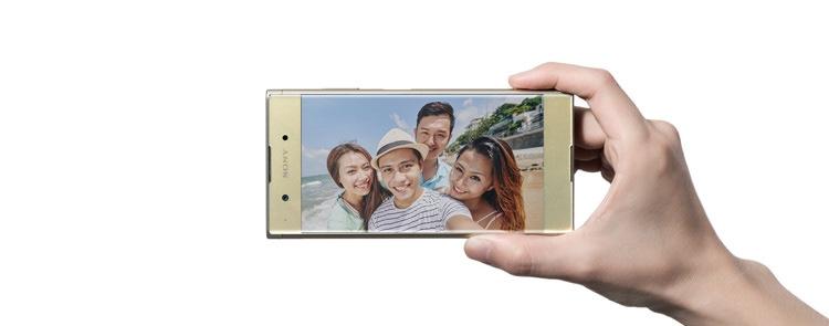 Sony Xperia XA1 Plus Front Camera