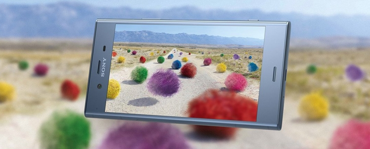 Sony Xperia XZ1 Mobile Phone