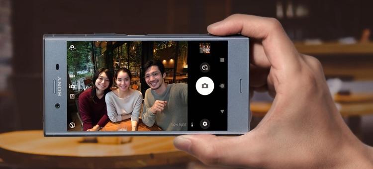 Sony Xperia XZ1 Front Camera