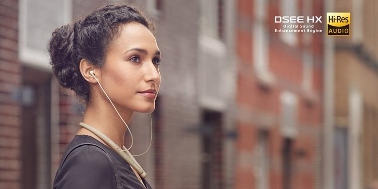 Sony Xperia XZ1 Audio