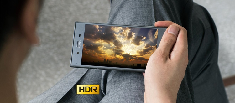 Sony Xperia XZ1 Screen
