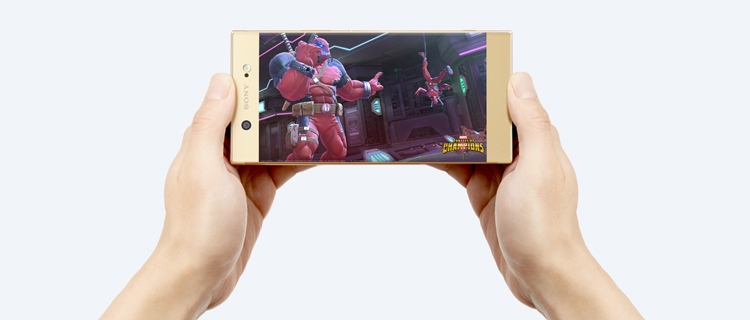 Sony Xperia XA1 Ultra Dual Processor