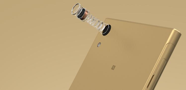 Sony Xperia XA1 Ultra Dual Back Camera
