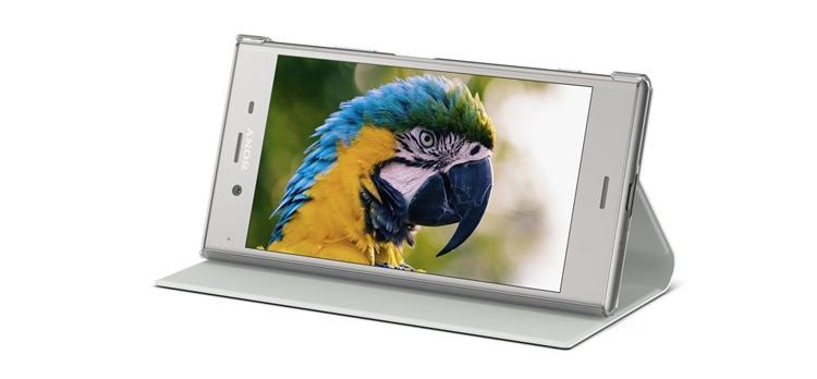 موبايل سوني Sony Xperia XZ1 - 5.2 بوصة - 64 جيجا - بطاقة SIM ثنائى الشريحة 4G - فضى من جوميا