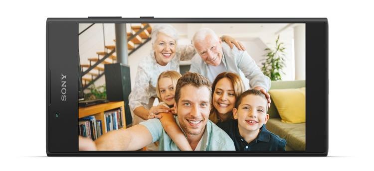 Sony Xperia L1 Front Camera