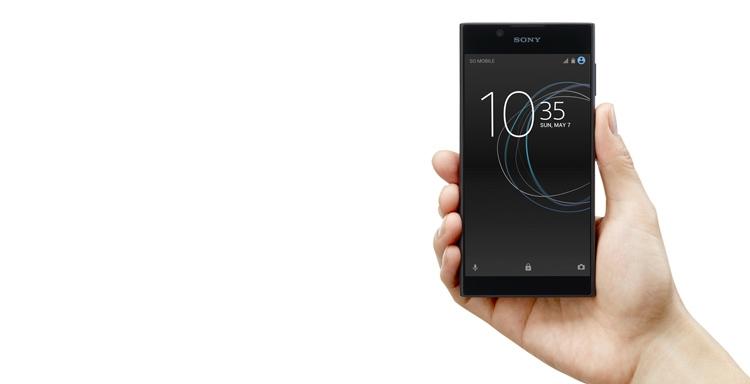 Sony Xperia L1 Size