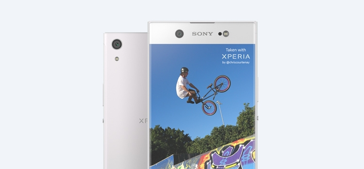 Sony Xperia XA1 Ultra Dual Screen