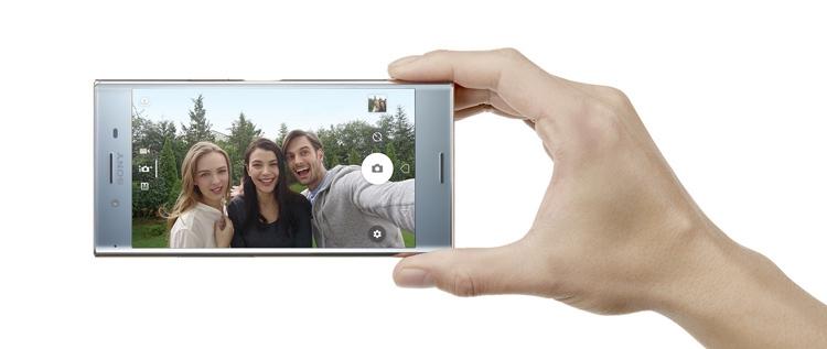 Sony Xperia XZ Premium Front Camera