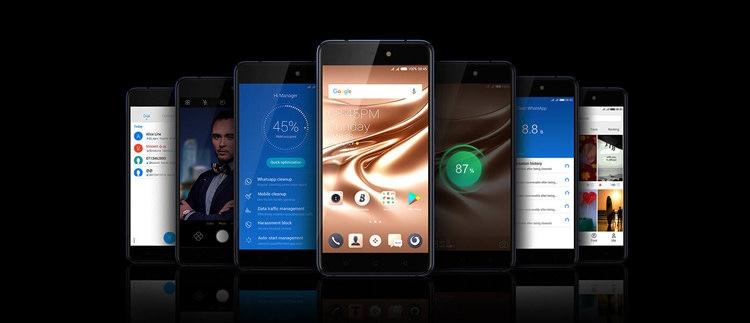 Tecno Phantom 8 Android