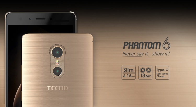 Tecno Phantom 6 Mobile Phone