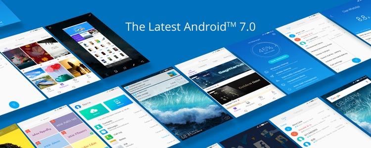 Tecno Spark K7 Android Version