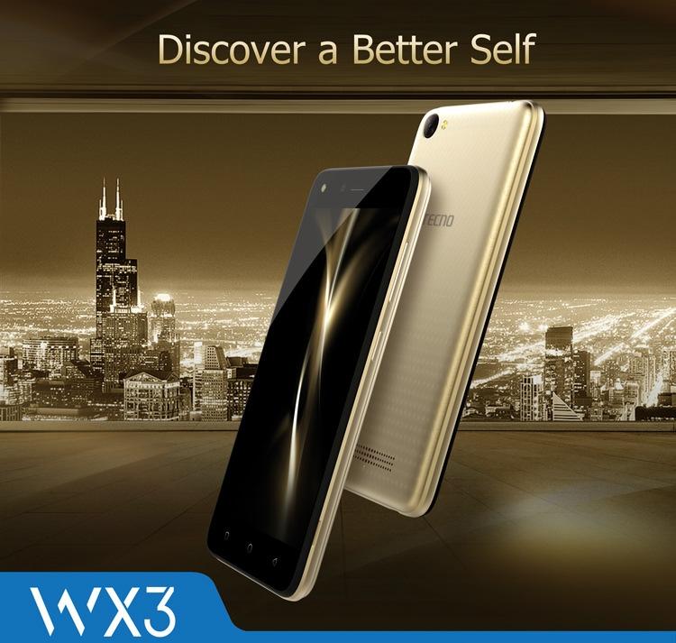 Tecno WX3 Mobile Phone