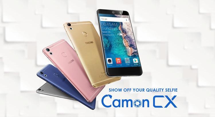 Tecno Camon CX Mobile Phone