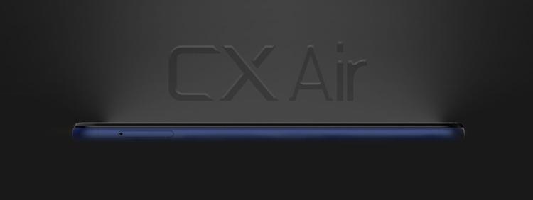Tecno Camon CX Air Back Flash