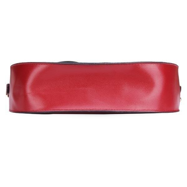 Fashion PU Leather Cat Pattern Shoulder Bag Crossbody Bag