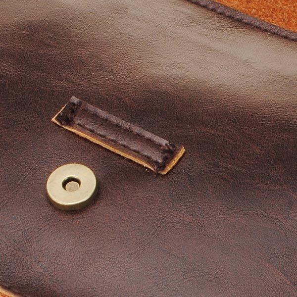 Women Leather Message Bag Shouler Bag Handbag