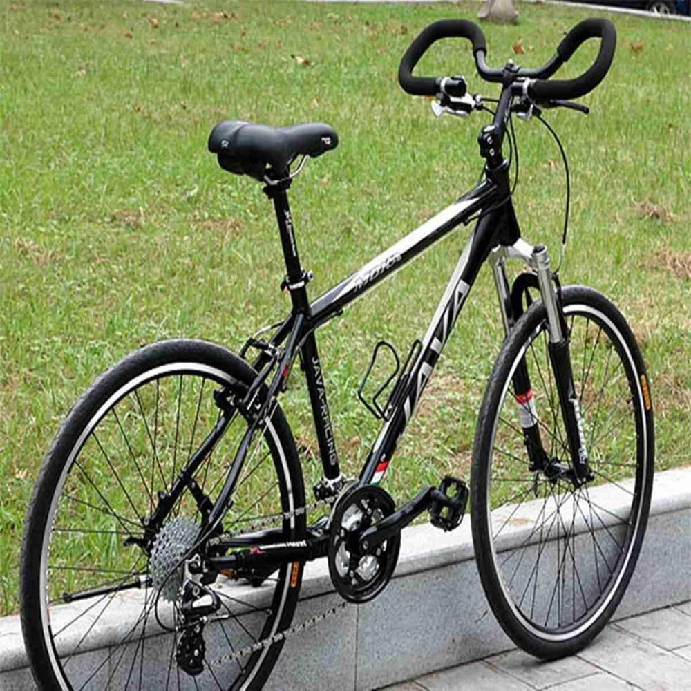2pcs Bicycle MTB Bike Smooth Tube Sponge Foam Rubber Handlebar Grips Hot**