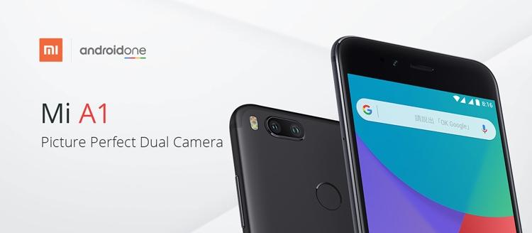 Xiaomi Mi A1 Mobile Phone