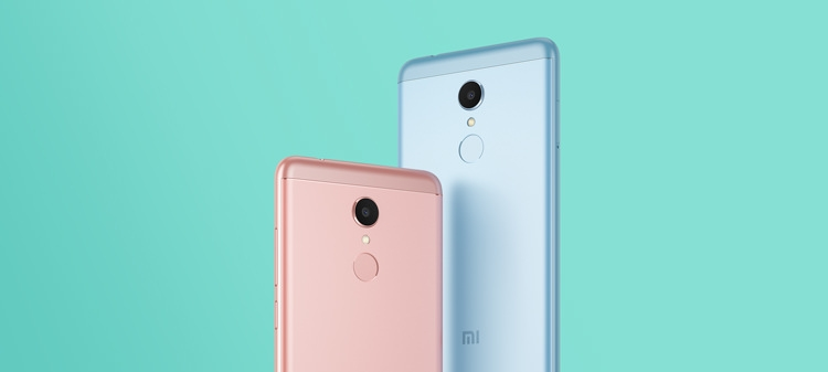 Xiaomi Redmi 5 Back Camera