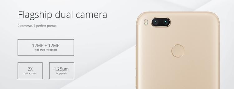 Xiaomi Mi A1 Camera