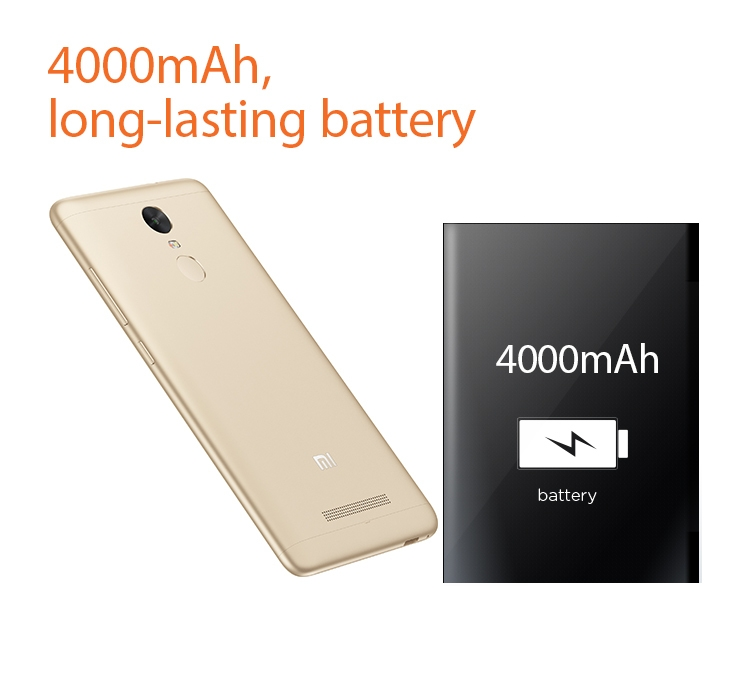 Xiaomi Redmi Note 3 Battery