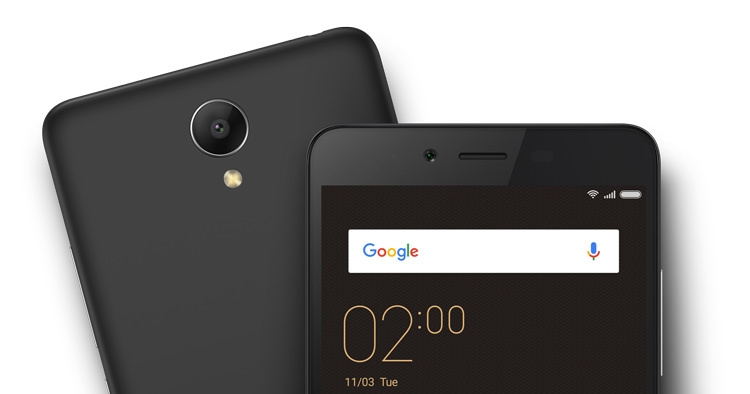 Xiaomi Redmi Note 2 Front Camera