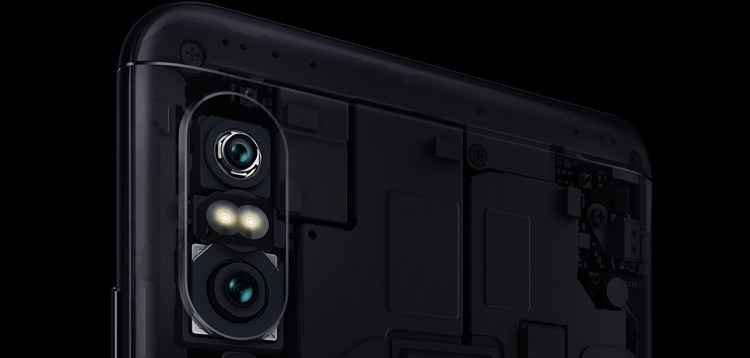 Xiaomi Redmi Note 5 Dual Back Camera