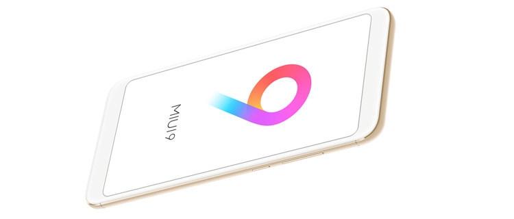 Xiaomi Redmi Note 5 MIUI 9