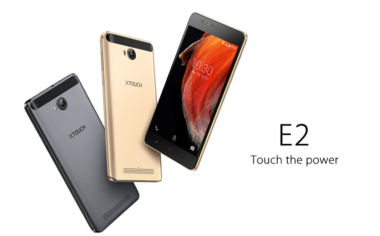 Xtouch E2 Mobile Phone