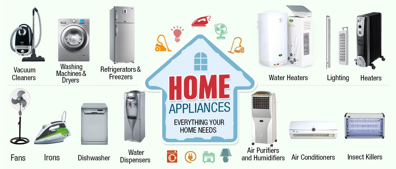 Buy cheap home appliances in Egypt