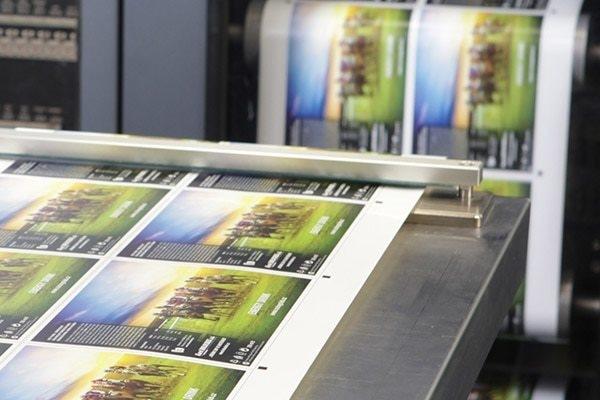 HP digital presses