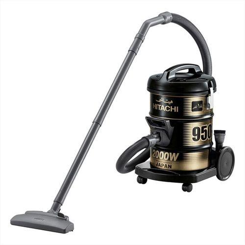 Cv-950Y - Vacuum Cleaner - Black