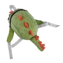 426568fd88b45 Dinosaur Backpack Dragon Waterproof School Bag Boy Girl Cartoon  Kindergarten