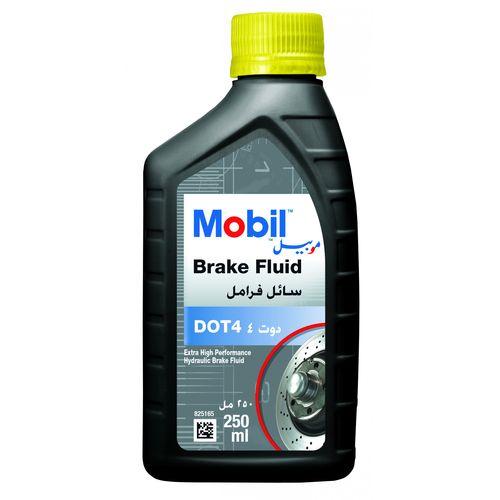 DOT 4 Brake Fluid - 0 25 Liter