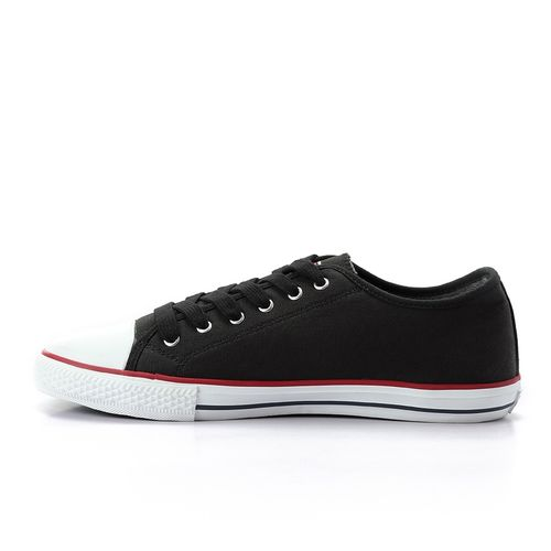 Casual Canvas Women's Lace Up Sneakers -... - (999)