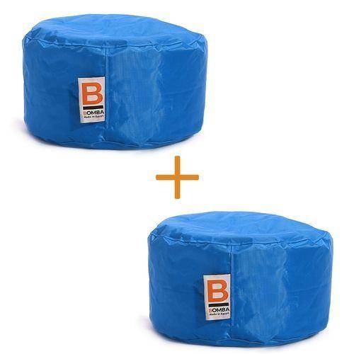 9e5158cc5 Deskpuff Waterproof Bean Bag - Set Of 2 - Bold Sky Blue