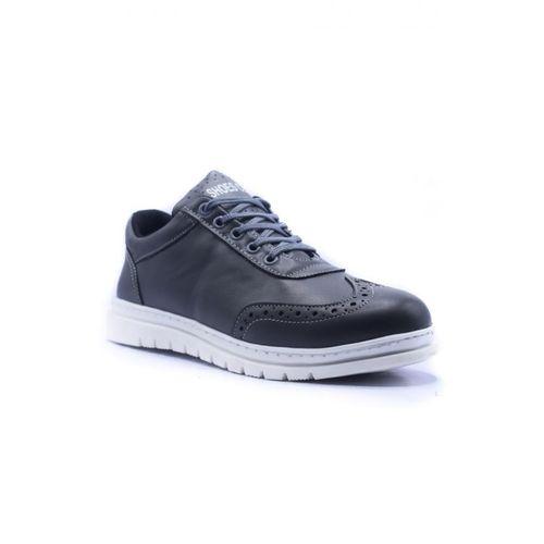 حذاء رياضي كاجوال - رمادي