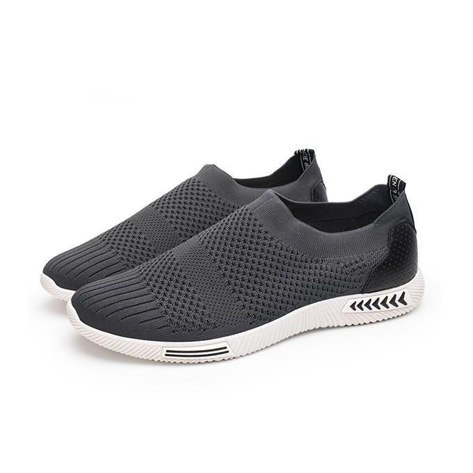 c18e6ea2537 Sandals   Beach Shoes Men Casual Sport Slip-On Fashion Spring Summer Autumn  Grey