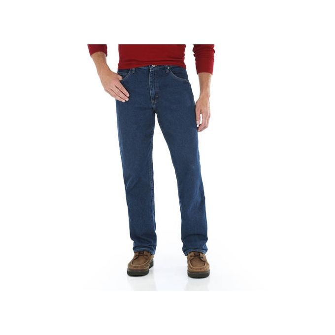 Wrangler Mens Relaxed Fit Jean