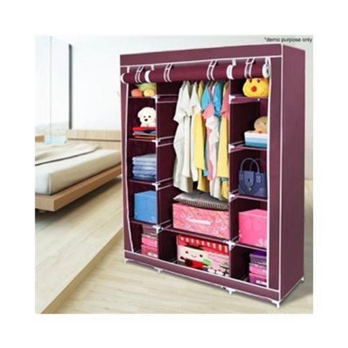 Generic Clothes Portable Closet 3 Parions