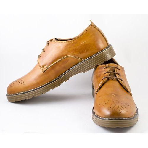 حذاء كاجول - بني فاتح