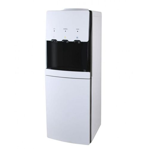 HD-1578 موزع مياه 3 صنبور - أبيض
