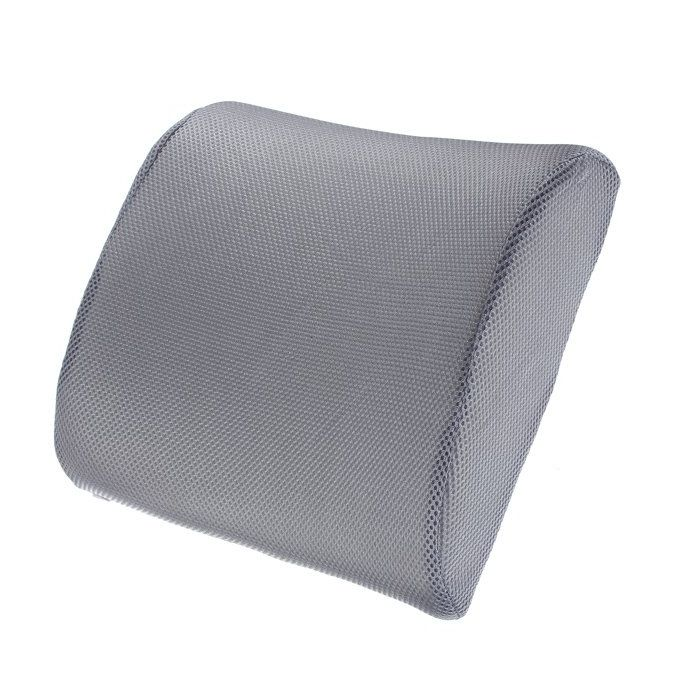 Sale On Memory Foam Lumbar Back Support Cushion Pillow For Office